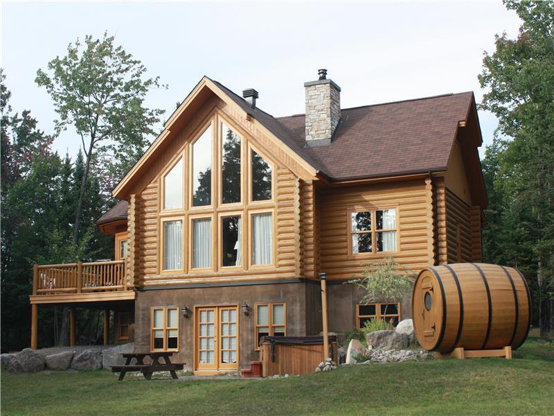 Fiddler Lake 72 St Sauveur Cottage Rental Or 15723
