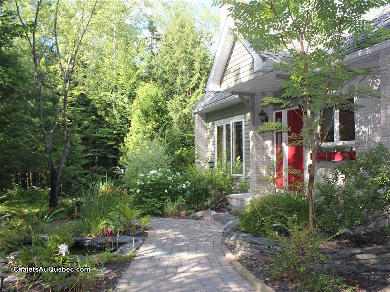 Lac montjoie vendre proprietes etangs a for Acheter une maison au canada quebec