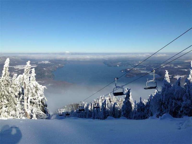 En ski a owlshead - 5 5
