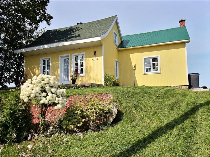 La Cacounoise Maison Avec Vue Et  Cacouna Cottage Rental  Pl