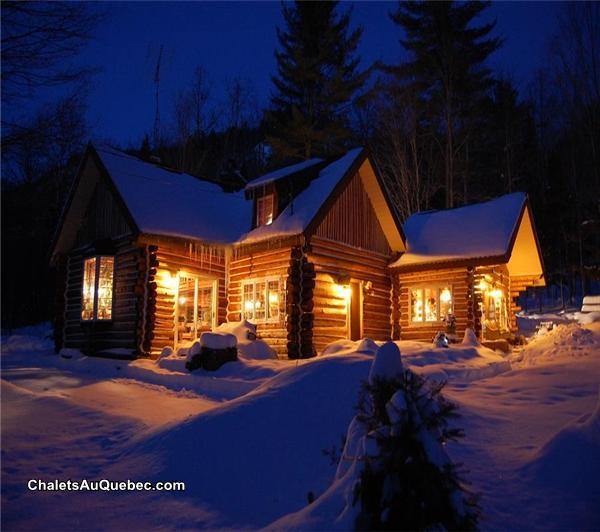 Chalet Belisle Lac Sainte Marie Cottage Rental Or