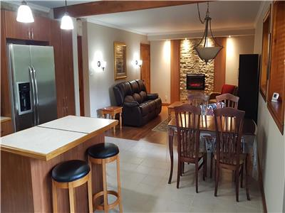 Saint-Sauveur, un pied à terre, rental for winter season 6 months   BOOKED UNTIL FIRST FEBRUARY