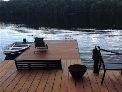 Cottage by the Lake - Nice look - Laurentians