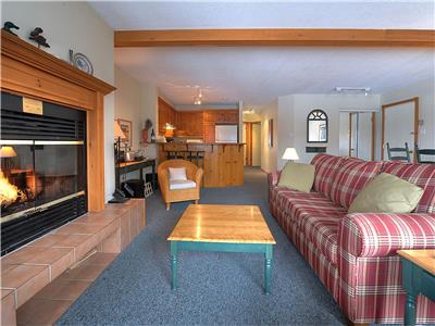 Pinoteau Village - condo at Mont-Tremblant