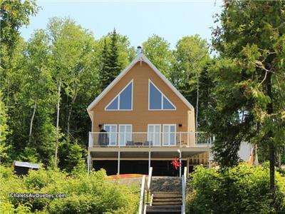 Chalet Lac Pointu... A few availaibilities for summer