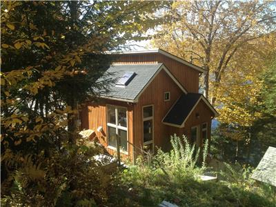 Beautiful chalet on lake Bouchette, Morin-Heights