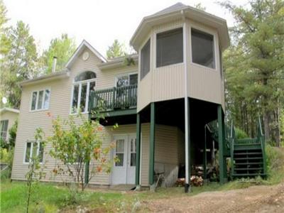 Summer cottage for sale M�kinac lake (sand beach)