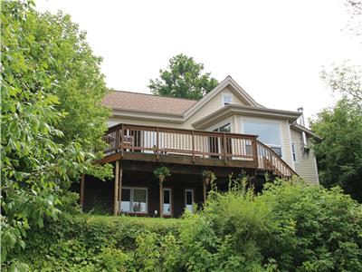 Chalet St-Mathias, Bassin Chambly