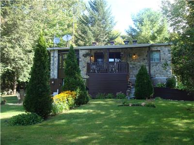 HOUSE-COTTAGE FOR SALE - GRATTEN LAKE