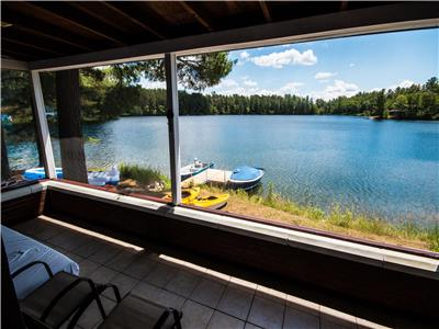 WIFI WATERFRONT COTTAGE VERY CLEAN & COZY 2 000 SQUARE FEET SLEEPS 10 ... IDEAL FOR SWIMMING