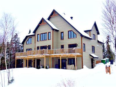 Modern 2,3,or 4 bedroom condos in the Laurentians (St-Faustin-Lac-Carré, near Mont Tremblant)