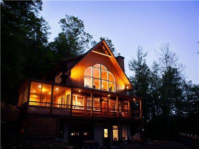 Astounding Ste Adele Laurentians Cottage Rentals Vacation Rentals Download Free Architecture Designs Sospemadebymaigaardcom