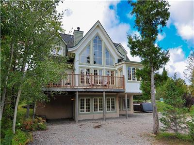 Tremblant 6 BR Chalet - on the Resort