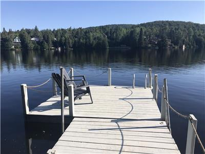 Family getaway at Lac Papineau in Ste-Agathe-des-monts