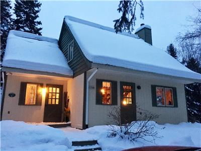 Cozy Cottage in the Heart of the Laurentians and nature