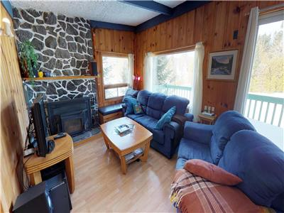 Waterfront Chalet For Sale - St-Adolphe-d'Howard - $239,000