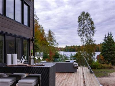 Le Roselin - Lake Front & spa