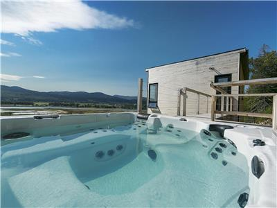 Hotel at home - Panache, spa and river