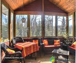 Tr�s beau grand chalet dans le Domaine du Mont-Blanc, endroit calme et reposant...