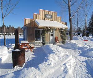 Chalets Rouillard, spa et sauna