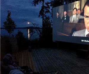 Cinéma baie des huardes et spa