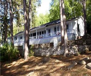 Domain of Cayamant Lake - 2 cottages on a beautiful wooded area of 7 acres