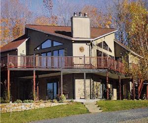 Luxueuse Villa en montagne tout équipé
