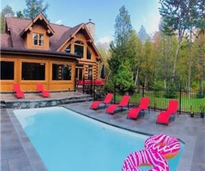 Chalet Silver Fox Spa (Lac Fiddler)