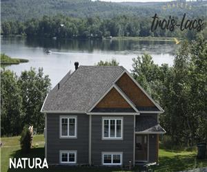 Chalets Trois-Lacs Natura