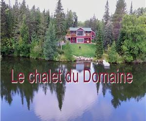 Come and discover the Domaine Gagnon, a well kept secret with his variety of quality accomodations.