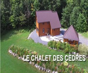 Offering one of the most beautiful views of the region, you will love the chalet des Cèdres