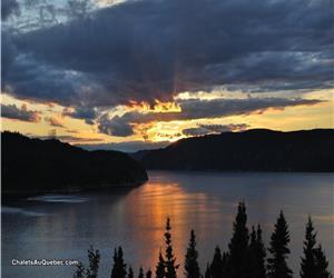 Anse de Roche, Fjord Saguenay