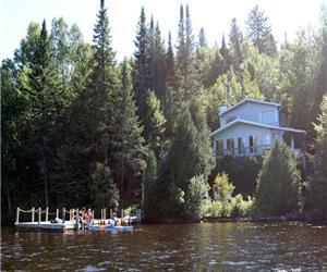 lac papineau