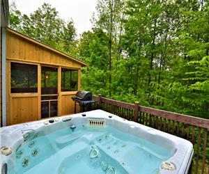 Chalet Spa Le Zen