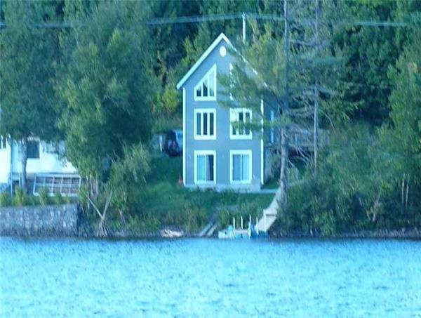 chalet a vendre lac wallace